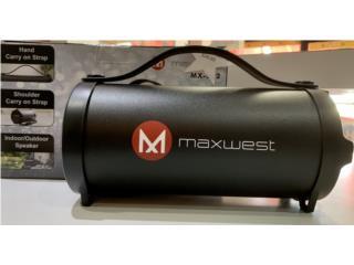 Maxwest Speaker Bluetooth, Puerto Rico