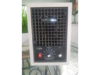 Purificador ozono mata bacteria indoor 3dia GRATIS, Puerto Rico