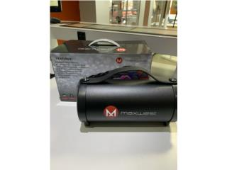 Maxwest Bluetooth Speaker, Puerto Rico