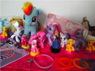 Lote My little pony 17 juguetes, Puerto Rico