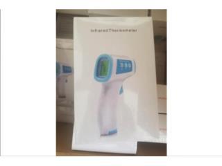 Termómetro infrarojo de pantalla digital FDA Cert., Puerto Rico