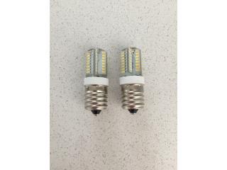 E17 Intermediate Base LED Bulb, 120V AC, Dayl, Puerto Rico
