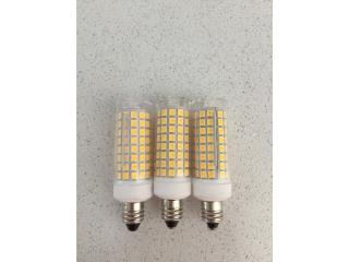 (3) e11 led Bulb 100w Equivalent dimmable Min, Puerto Rico