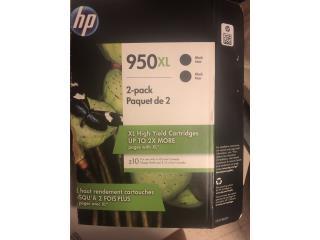 Tinta printer 950xl hp , Puerto Rico