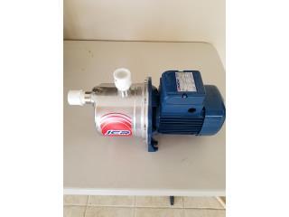 Water pump, Puerto Rico