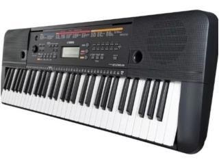 Se vende teclado Yamaha poco uso, como nuevo. 150 , Puerto Rico