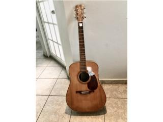Guitarra Alvarez, Puerto Rico