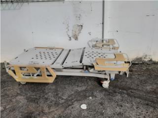 Cama de posiciones eléctricas, Puerto Rico