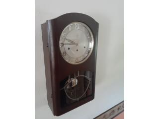 Reloj Aleman Kienzle 3 Cuerdas, Puerto Rico
