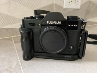 Cámara Fujifilm xt10 , Puerto Rico