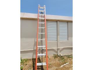Escaleras fiberglass 24', Puerto Rico