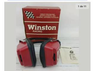 Winston head phone am/fm, Puerto Rico