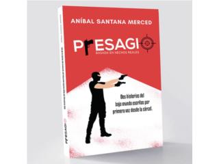 Se venden libro Presagio y Heridas, Puerto Rico