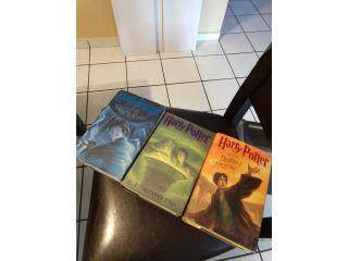 Libros Harry Potter, Puerto Rico