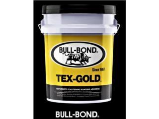 TEX-GOLD DE BULL-BOND/CEROBON AMARILLO TEXTURIZADO, Puerto Rico