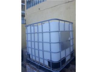 Tanque de 250 gal. aprox. con su válvula , Puerto Rico
