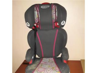 Car seat Graco, Puerto Rico