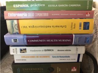 Libros de enfermeria, Puerto Rico