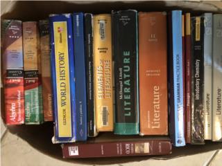 Libros desde 7m0 - 12mo, Puerto Rico