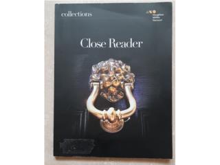 Cuaderno de Collections Close Reader, Puerto Rico