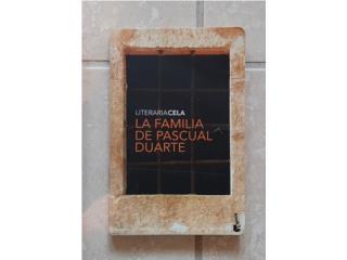 La familia de Pascual Duarte, Puerto Rico