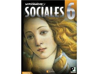 Sociales 6, Puerto Rico