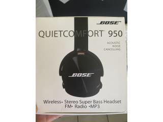 Audífonos BOSE wireless , Puerto Rico