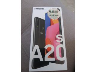 Se vende A20S nuevo en caja, Puerto Rico