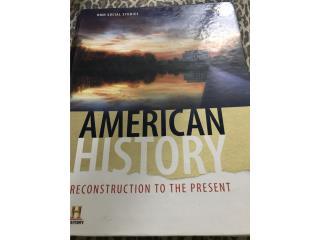 American History,Reconstruction to the Presen, Puerto Rico