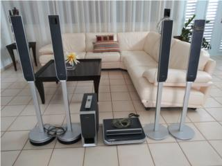 Sony Surround Sound System, Puerto Rico