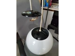 2 Lámparas 1 de Techo y 1 de escritorio, Puerto Rico