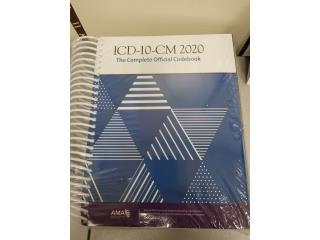 LIBRO ICD 10 - 2020, Puerto Rico