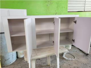 gabinetes PVC 4 pies $160 C/U, Puerto Rico