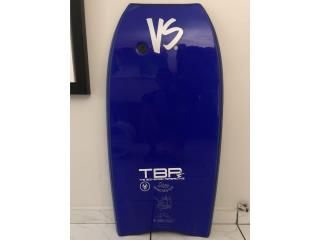 """Bodyboard VS Dave Winchester ISS PP 42"""", Puerto Rico"""