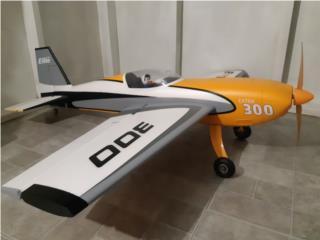 Avion extra 300 3d de horizon hobby electrico, Puerto Rico