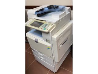 Impresora Ricoh 2000, Puerto Rico