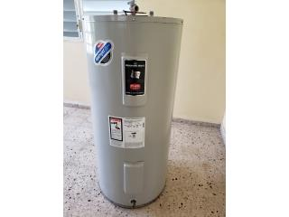 Calentador de agua 40 galones, Puerto Rico