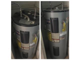 Calentador eléctrico 30 galones como nuevo, Puerto Rico