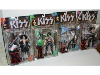 Kiss band Action figures, Puerto Rico