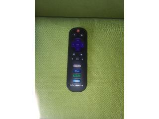 Control TCL Roku TV, Puerto Rico