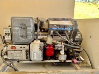 Generador Honda 6k RV (110v), Puerto Rico