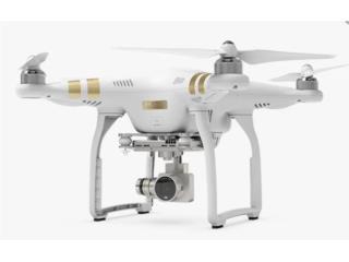 DJI Phantom 3 Professional (2 drones), Puerto Rico