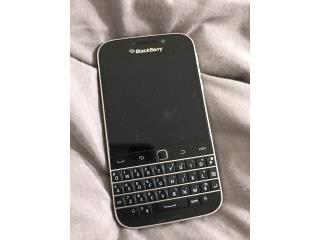 Blackberry Classic Q20 desbloqueado, Puerto Rico