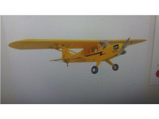 Avion Piper J-3, Puerto Rico