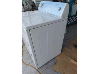 Secadora electrica analoga blanca, Puerto Rico