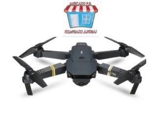Drones speed, Puerto Rico