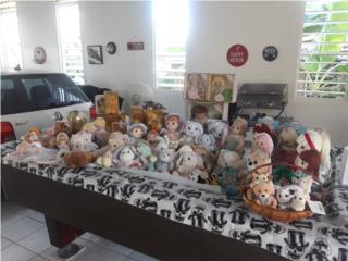Colección peluches y muñecas , Puerto Rico