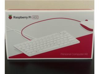 Computadora Raspberry PI 400 Nueva, Puerto Rico