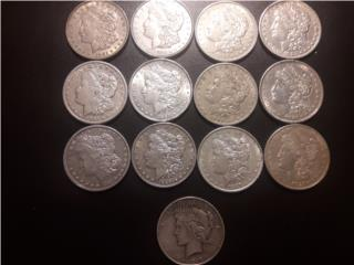 Monedas, Puerto Rico