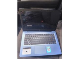 Lapto HP, Puerto Rico